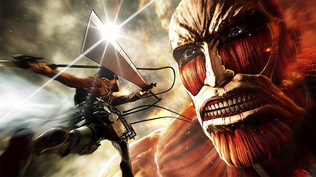 attack on titan adaptacion