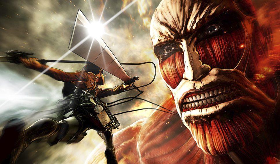 Andy Muschietti dirigirá una película de acción real de Attack on Titan