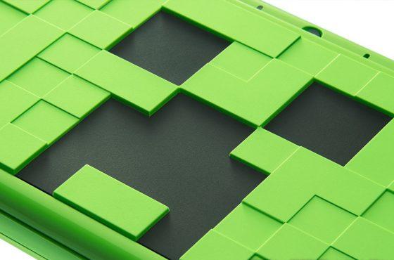 Nintendo lanzará la nueva Nintendo 2DS XL Creeper Edition