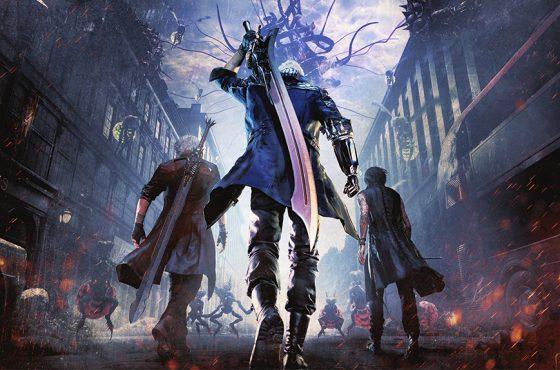 Devil May Cry 5 presenta su edición coleccionista con un precio prohibitivo