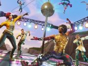 disco dominación fortnite