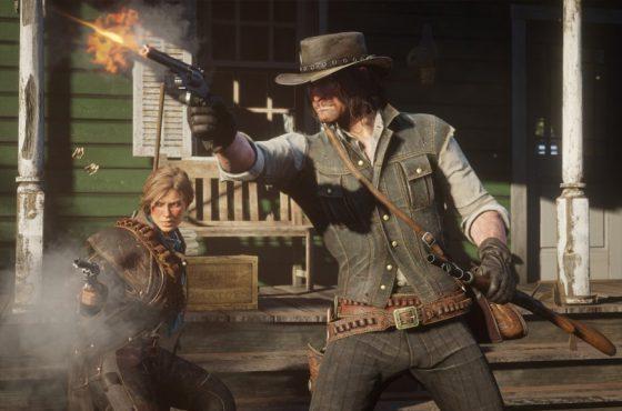 Red Dead Redemption 2 bate el mayor récord de la historia del entretenimiento