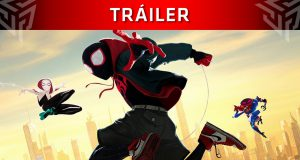 tráiler Spider-Man: Un nuevo universo