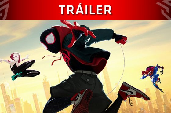 Sony ha publicado un segundo tráiler de «Spider-Man: Un nuevo universo»