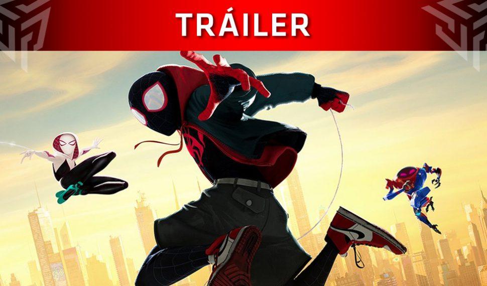 """Sony ha publicado un segundo tráiler de """"Spider-Man: Un nuevo universo"""""""
