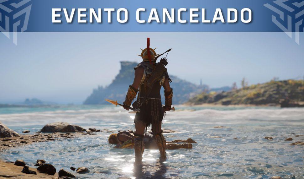 Cancelado el primer evento semanal de Assassin's Creed Odyssey por problemas técnicos