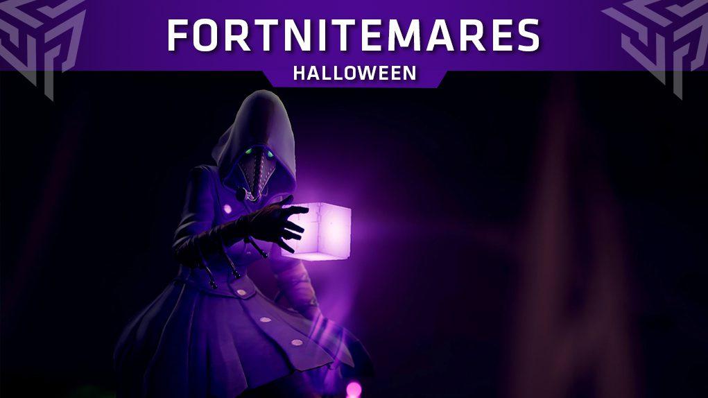 fortnitemares halloween fortnite