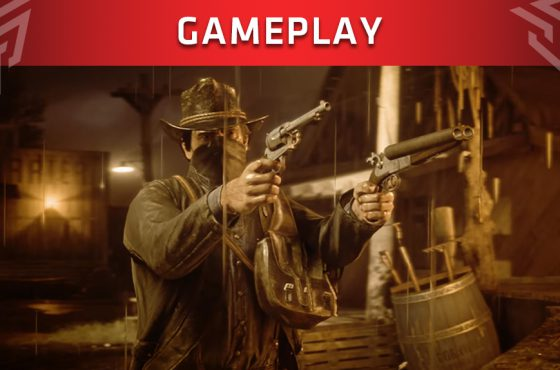 ¡Rockstar ha publicado un nuevo gameplay de Red Dead Redemption 2!