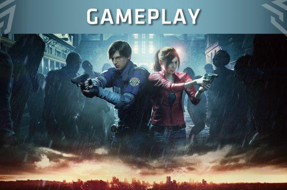 Resident Evil 2 presenta un nuevo gameplay protagonizado por Claire Redfield