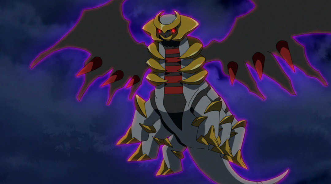 giratina pokemon go