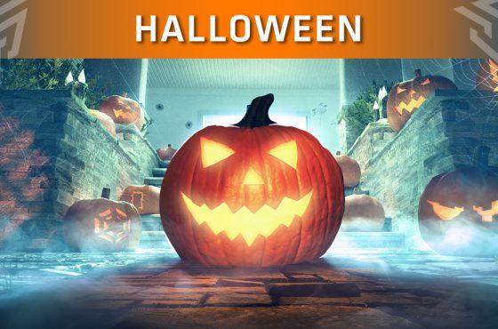 Rainbow Six Siege muestra el tráiler de su evento de Halloween