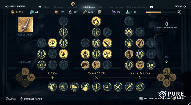 Análisis de Assassins Creed Odyssey