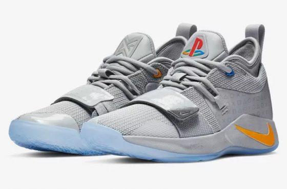 ¡Así son las nuevas zapatillas de Nike y PlayStation!