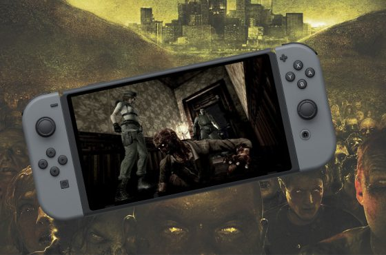 Capcom traerá a Nintendo Switch algunos títulos de Resident Evil