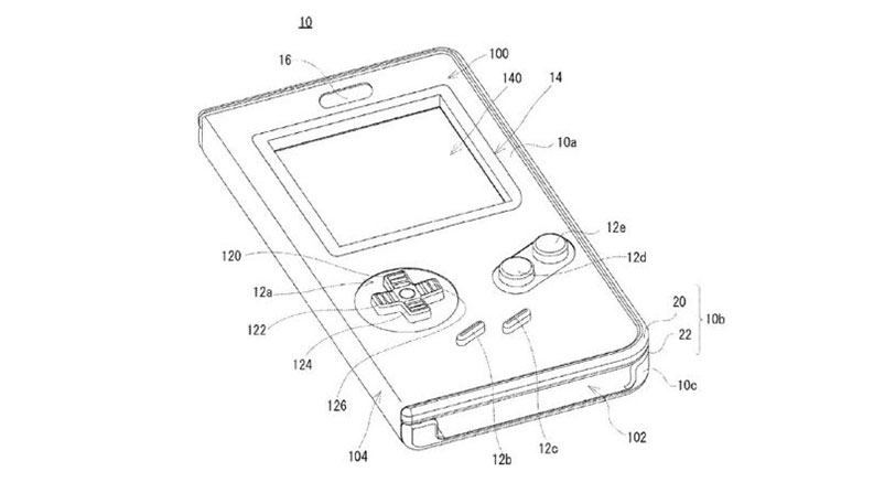 funda convertir movil game boy nintendo