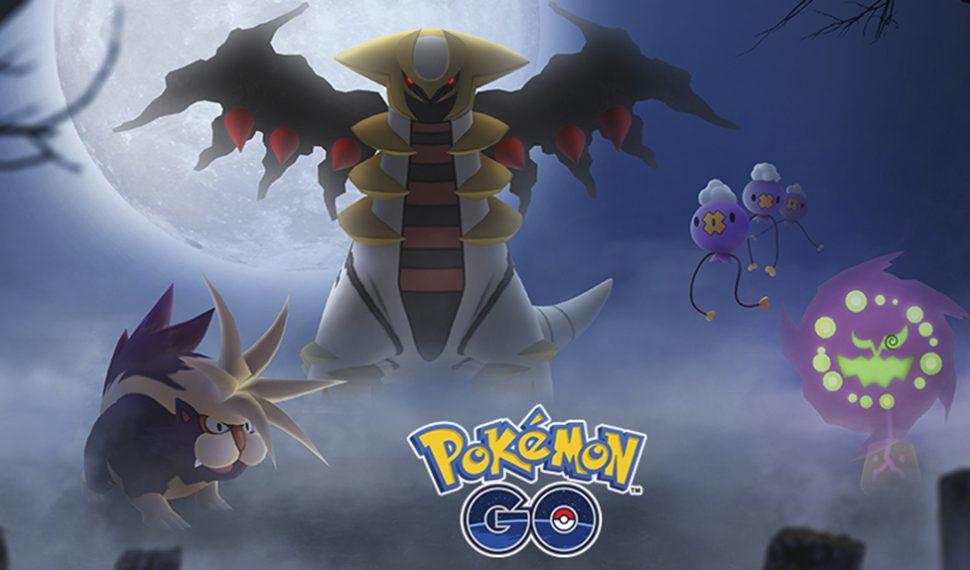 Las novedades del evento de Halloween en Pokémon Go