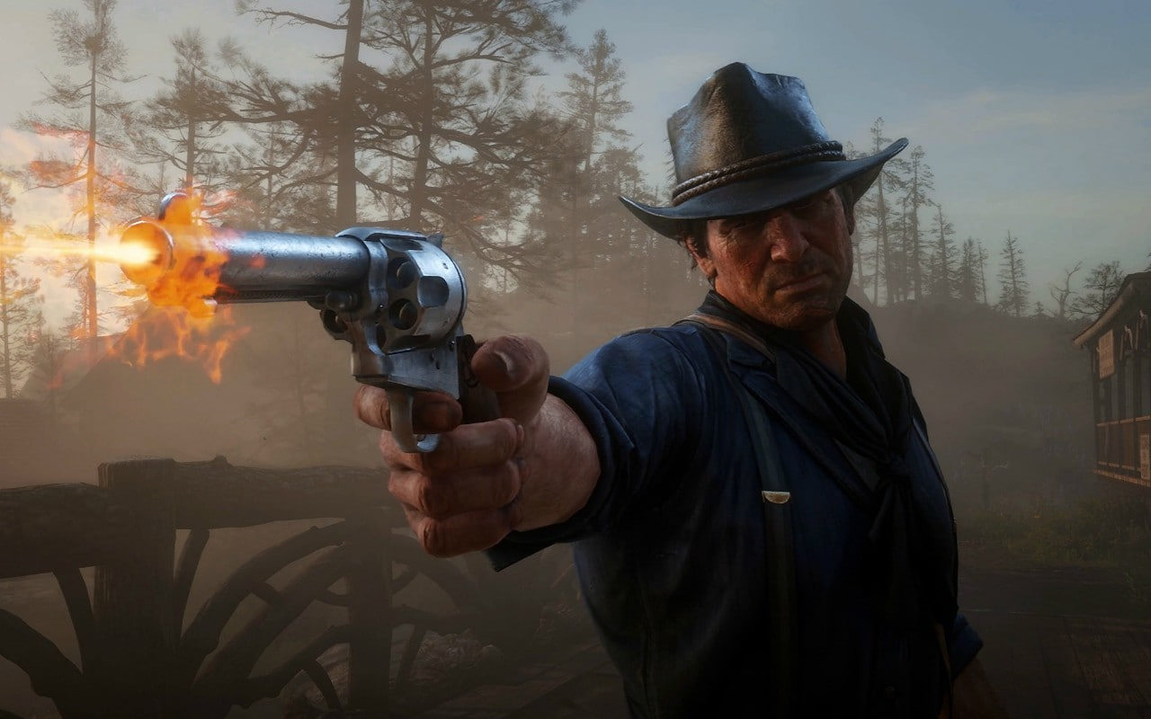 red dead redemption 2 parche