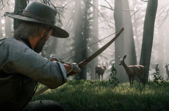 Los cambios estacionales afectarán al comportamiento de la fauna en Red Dead Redemption 2