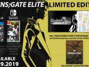 edicion limitada steins gate elite
