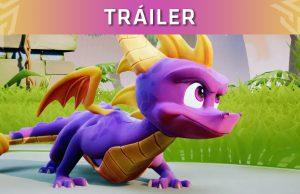 tráiler Spyro Reignited Trilogy