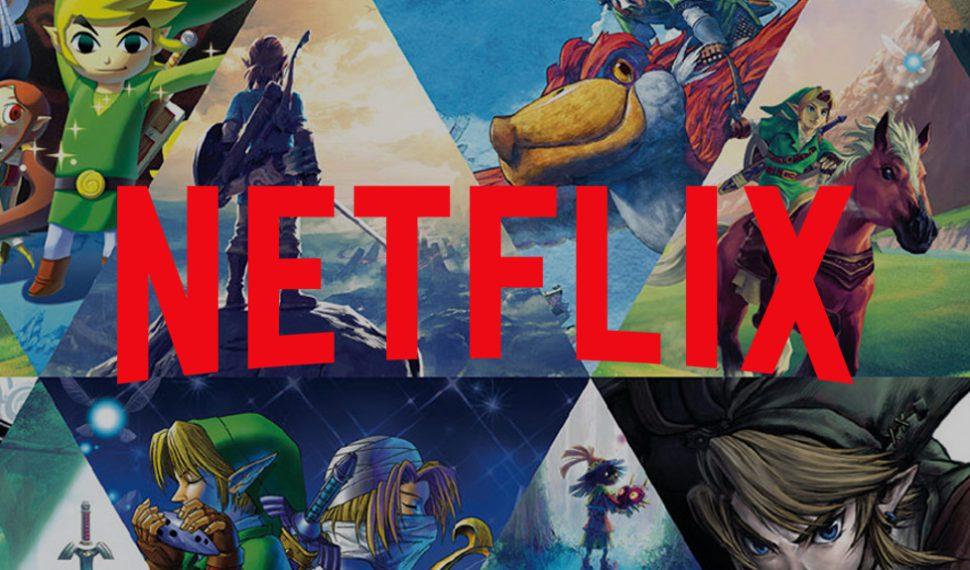 Rumores indican que la serie The Legend of Zelda podría llegar a Netflix