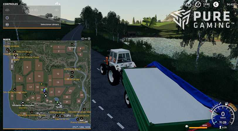 analisis farming simulator 19