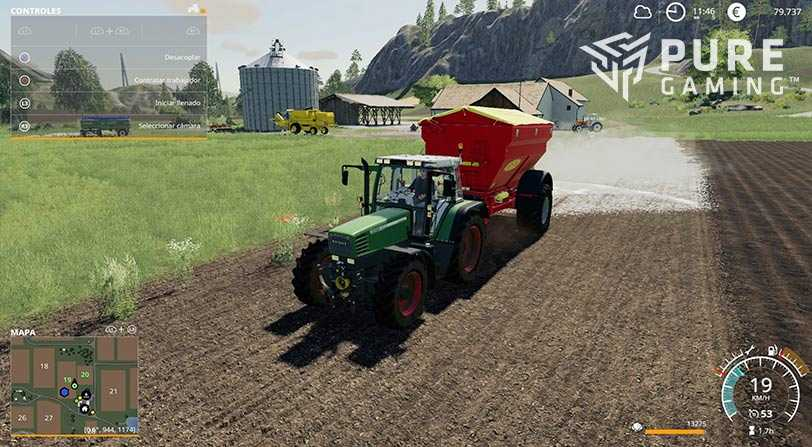 Análisis de Farming Simulator 19 - Entra y entérate de todo