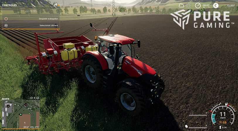 analisis farming simulator 19