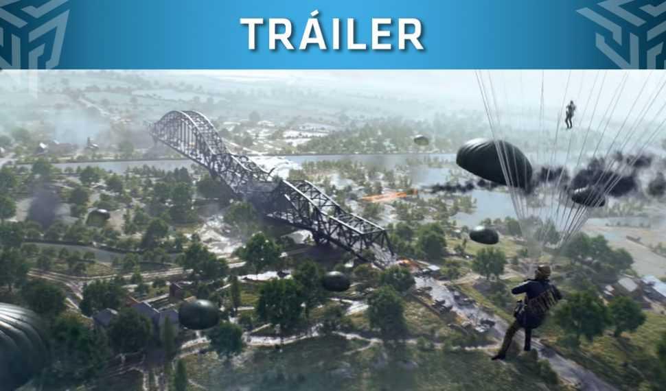 Battlefield V presenta su increíble tráiler de lanzamiento