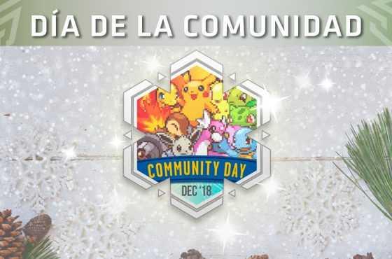 Día de la Comunidad de diciembre de Pokémon Go: Características y Consejos