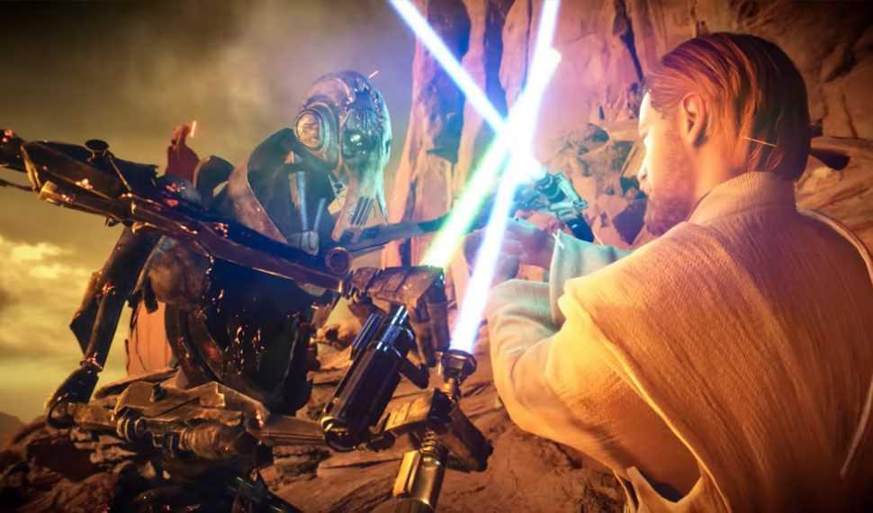 Obi-Wan Kenobi y La Batalla de Geonosis llegan a Star Wars Battlefront II