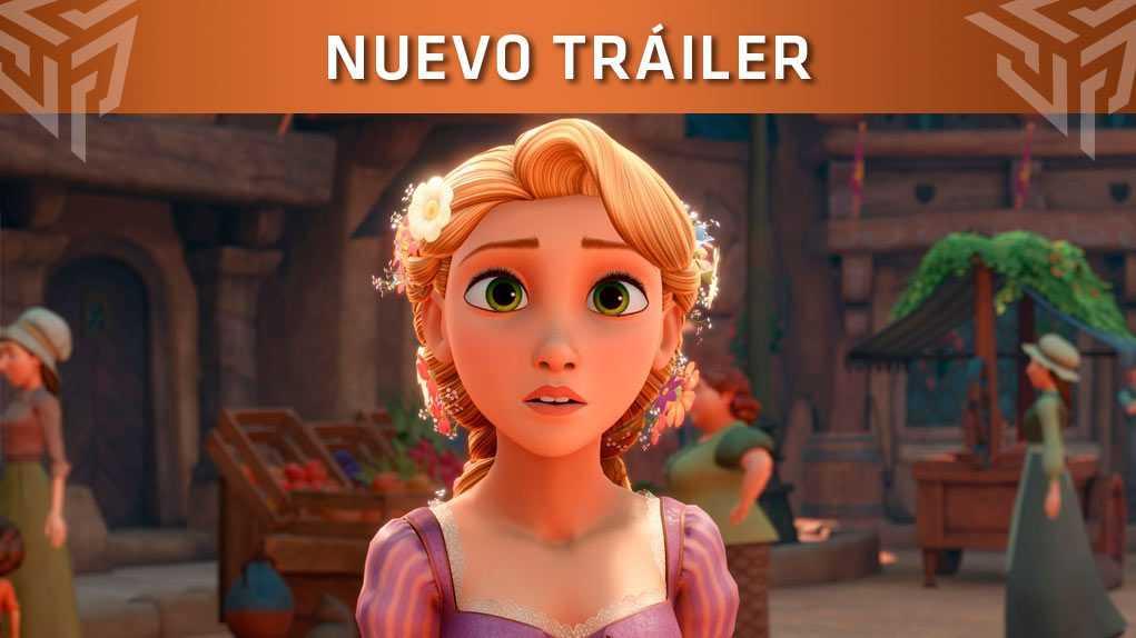trailer enredados kingdom hearts 3