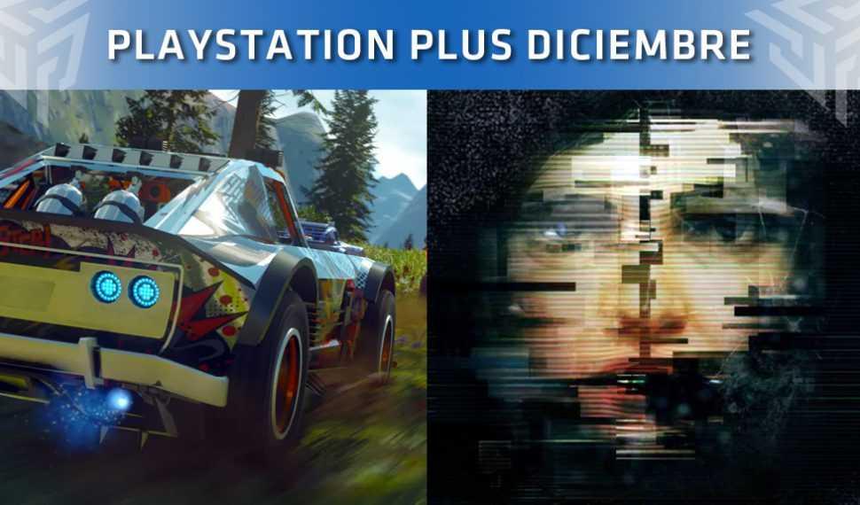 PlayStation Plus revela los juegos del mes de diciembre