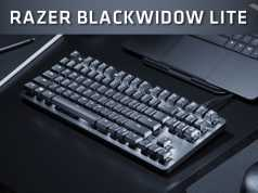 teclado razer BlackWidow Lite