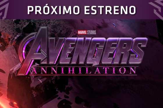 Comienza la cuenta atrás para el estreno de la nueva película de Los Vengadores