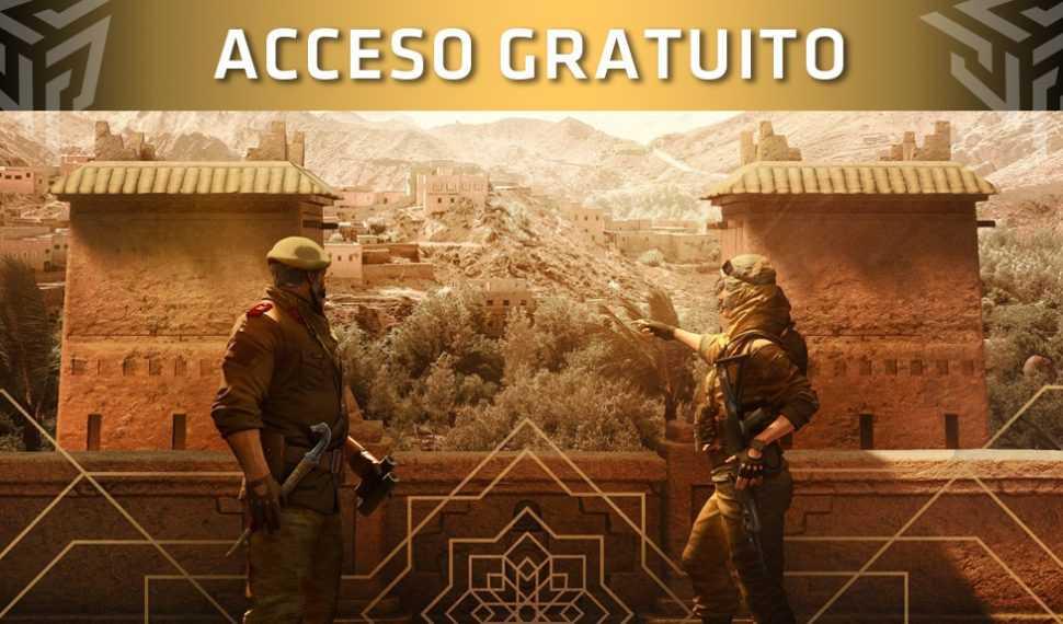Rainbow Six Siege contará con acceso gratuito del 15 al 18 de noviembre
