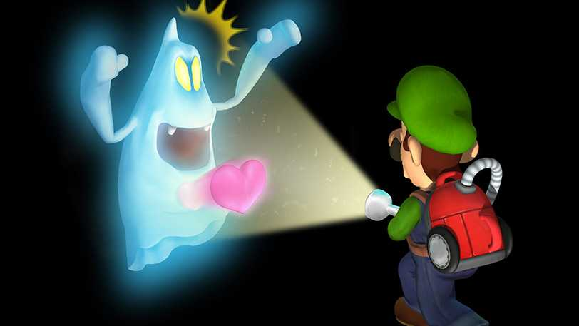 analisis luigis mansion