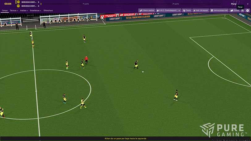 analisis football manager 2019