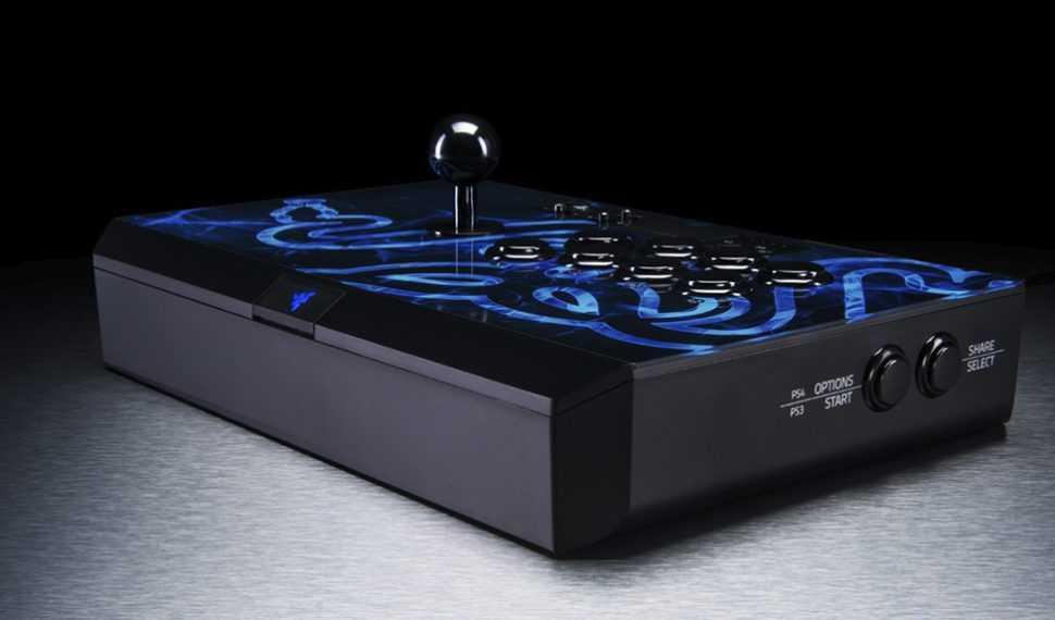 Razer lanza el nuevo arcade stick Panthera EVO