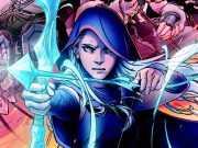 novelas gráficas League of Legends