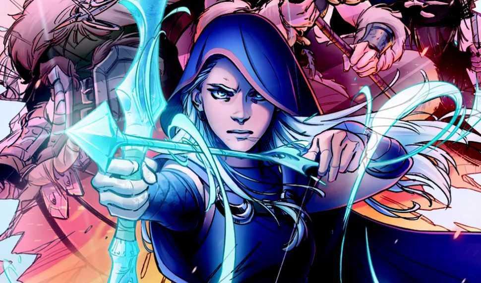 Marvel y Riot Games publicarán una colección de novelas gráficas de League of Legends