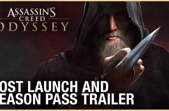 Assassin's Creed Odyssey habla sobre el contenido de su Pase de Temporada