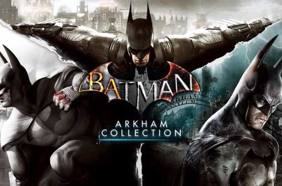 Batman Arkham Collection ya está disponible en Xbox One