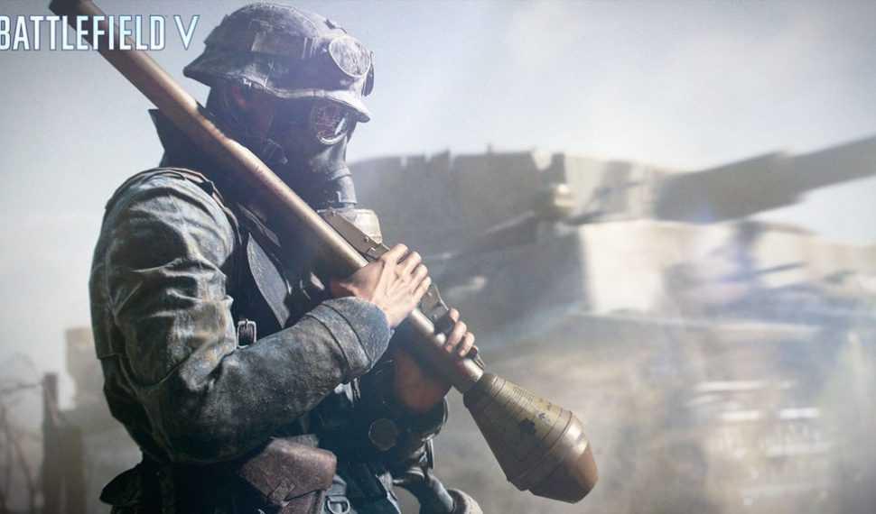Tamaño y características del Parche del día 1 de Battlefield V