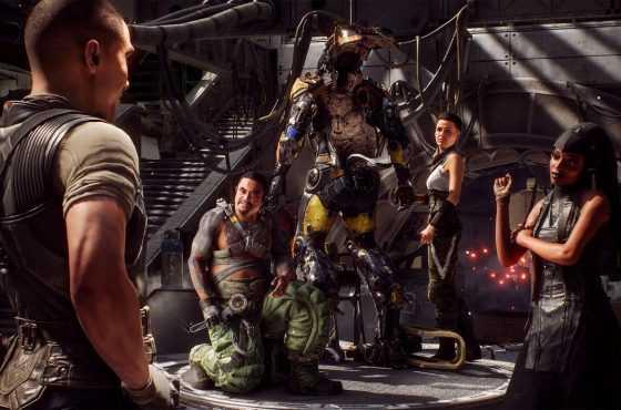¡Bioware anuncia que Anthem ha alcanzado la fase Alpha de su desarrollo!