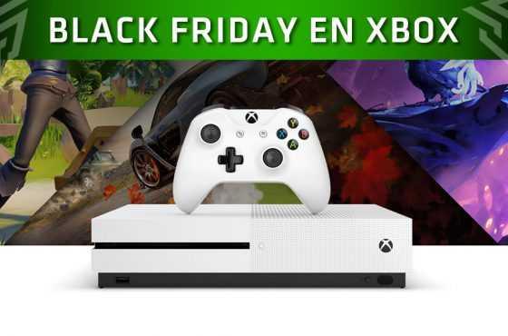 Los descuentos de Black Friday llegan a Xbox One y su catálogo