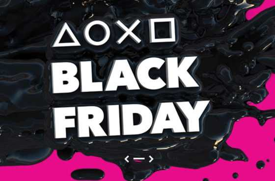 Los descuentos y ofertas de Black Friday llegan a PlayStation 4