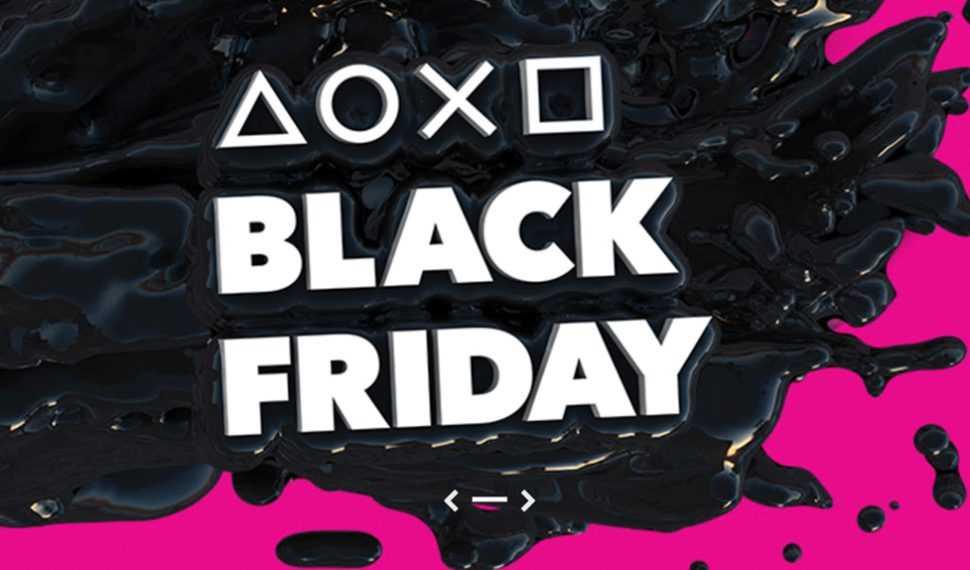 Los descuentos y ofertas de Black Friday llegan a PlayStation 4