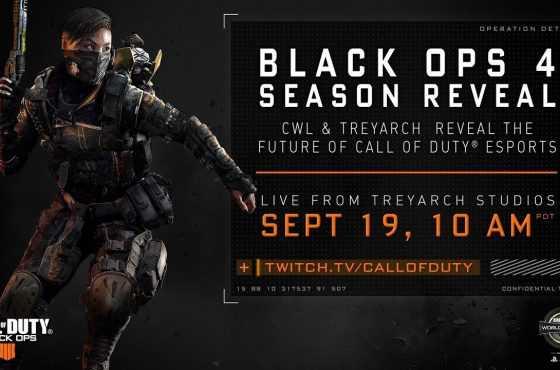 Call of Duty World League presenta su mayor temporada hasta ahora
