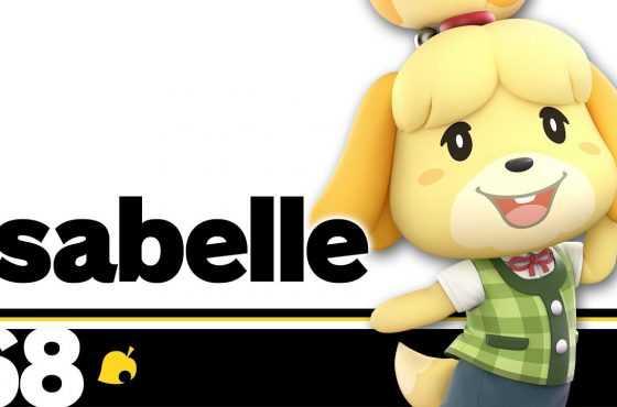 Canela de Animal Crossing, nuevo personaje confirmado para Super Smash Bros Ultimate